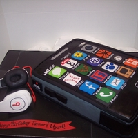 Iphone 4 And Dr Dre Beats Featured on the Iphone are the customers favorite apps :))