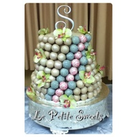 Cake Ball Wedding Cake Cake Ball Wedding Cake