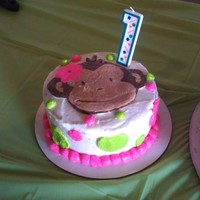 1St Bday Smash Cake