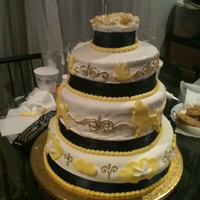 Sigma Gamma Rho A bridal shower cake for a Sigma Gamma Rho