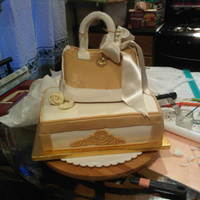 Purse Cake A Bithday cake for our cousin
