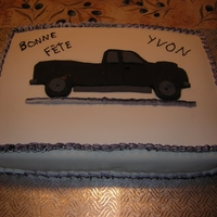 Ford Truck   For my husband birthday