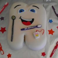 Toothache Cake