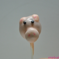 Hamm Cake Pop Hamm Cake Pop (character from Toy Story)