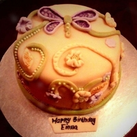 Dragon Fly Cake