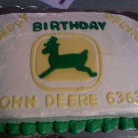 A John Deere Birthday Wish