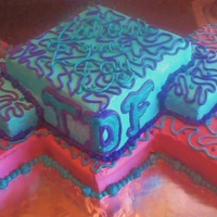 National Dance Day made for a huge celebration for National dance day, all buttercream