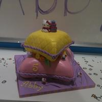 Abbys Pillow Cake