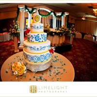 My 1St 5 Tier Wedding Cake