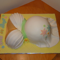 Another Gender Shower Cake