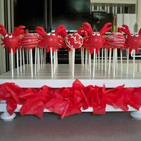 Crab Cake Pops & Others   CRAB CAKE POPS & Other Cake Pops....5 flavors in all.