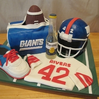 Giants Fan Birthday