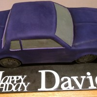 86 Monte Carlo Ss Here is my first attempt at carving a car cake. (I added the door trim after the photo was taken, but just before delivery time so I didn&#...