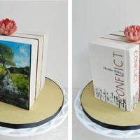 For The Love Of Books <3 Handpainted :)