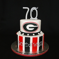 Georgia Bull Dawgs Birthday Georgia Bull Dawgs Birthday