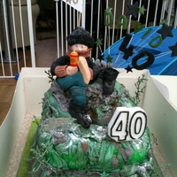 Mountaineering 40th birthday