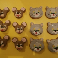 Tom And Jerry Cookies