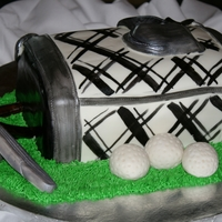 Perry Groom's Cake
