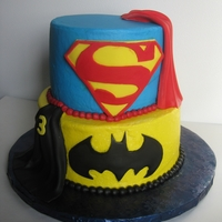 Super Cake A woman sent me a picture of what she wanted and this is what she got!