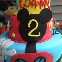 Micke Mouse Clubhouse 1St Bday