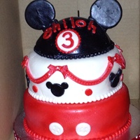 Mickey Mouse 8 And 9 Inch Rounds Mickey Hat 6 Inch Dome Made From Rkt All Decorations Fondant Tfl Mickey Mouse, 8 and 9 inch rounds, Mickey hat 6 inch dome made from RKT. All decorations fondant TFL