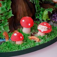 Fairy Tree Cake Int'l Gold Award