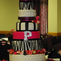 Zebra Wedding Zebra wedding