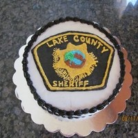 Retirement Cake   Retirement badge