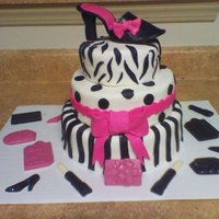 3 Tiered Cake My 1st Tier Cake