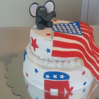 Republican Cake Auction