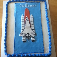 Blast Off To Another 50! Here's to another 100 years!