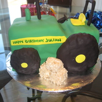 Another Tractor Cake