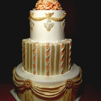 Torta Matrimonialis In Modo Meo   Everyone can make fabulous cakes using molds :)