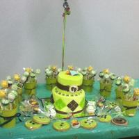 Pooh Theme Baby Shower *