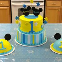 Baby Mickey Mouse For Twins