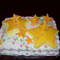 Reach For The Stars This was just a celebration cake