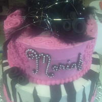 Young Diva Cake