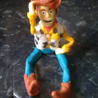 Toy Story Woody this woody is to go on a cake for a little boy