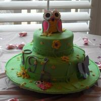 Owl Baby Shower *for the pending arrival of sweet Penelope Grace!