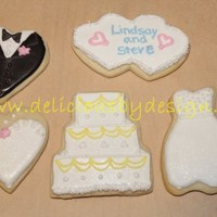 Assorted Wedding Cookies