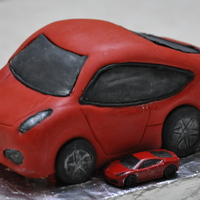 Car Cake For My Son
