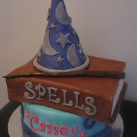 Wizard's Of Waverly Place Cake
