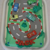 5Th Cars Race Track