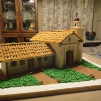 4Th Grade Mission Project My daughter had a California Mission Project and we decided to make it edible. Originally we were going to make it out of cake with a...