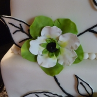 Green Flower Bridal Shower