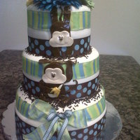 Monkeys Baby Shower