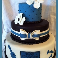 85Th Birthday Big Band Cake