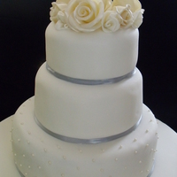 My First Wedding Cake Thank for looking ;)