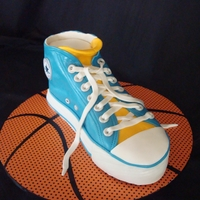 Converse Denver Nuggets colors for big fan