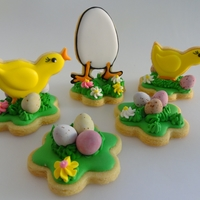 Easter 3D 3D Easter cookies :-)
